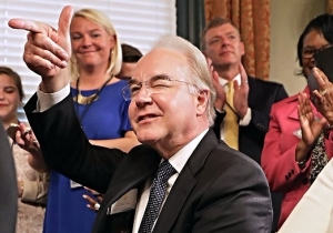 Health Secretary Tom Price Frequently Uses A Private Jet, Despite Criticizing Democrats For Doing The Same