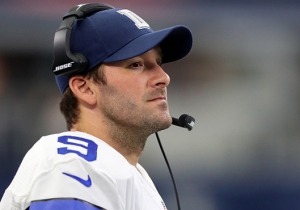 Tony Romo Is Still Calling Plays Before They Happen On The CBS Broadcast