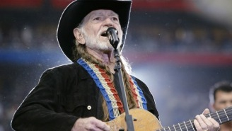 Willie Nelson Doesn't Mind Being The 'Last Man Standing' On His Latest Solo Album