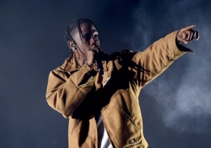 Travis Scott Threw His Support Behind Texas Senate Candidate Beto O'Rourke During A Rally In Houston