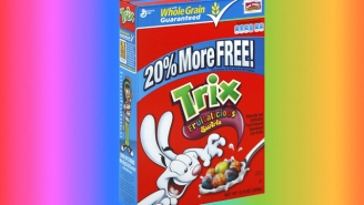 General Mills Is Bringing Back 'Classic' Trix Because Too Many People Complained