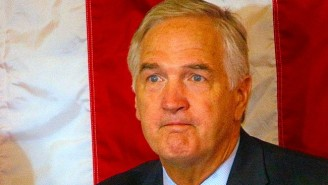 Trump Quickly Deleted A Series Of Tweets Supporting Luther Strange After His Loss In Alabama's GOP Primary