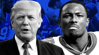 Donald Trump Won't Change, But LeSean McCoy And The NFL Showed That They Can