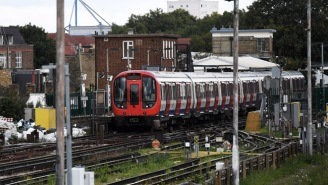 An 'Improvised Explosive Device' On The London Tube Injures At Least 20 People