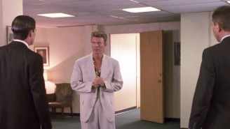 Before He Died David Bowie Gave 'Twin Peaks' Permission To Reprise His Character On The Show