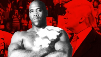 Wrestling Superstar Virgil On Taking Trump To Olive Garden, And What Makes A Good President