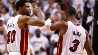 A Former Heat Teammate Wants Dwyane Wade To End His Career In Miami