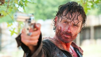 Andrew Lincoln Is Sure That 'The Walking Dead' Could Continue On Without Rick Grimes
