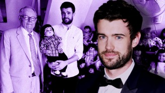Jack Whitehall On Traveling Around The World With His Father And Learning Zen From Steven Seagal