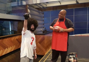 Turns Out Jason Whitlock's Colin Kaepernick Skit Won't Air On Fox Sports