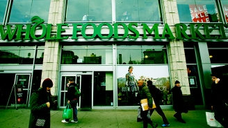 Amazon's Price Cuts Brought A Staggering Number Of Shoppers To Whole Foods