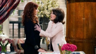 'Will & Grace' Got Political With Its Premiere And People Are Waiting For Donald Trump To Respond
