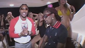 Young Thug And Future Throw A 'Girls Gone Wild' Yacht Party For The 'Relationship' Video