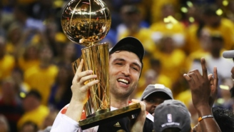 The Warriors Are Bringing Back Zaza Pachulia As A Team Consultant