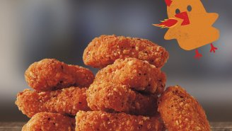 Burger King Is Waging A Wonderfully Petty Beef Over Some Spicy Chicken