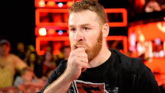 The Real Mystery Of WWE Hell In A Cell: Where Did Sami Zayn Come From?