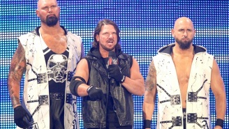 AJ Styles Wants To Reform The Club For A Very Specific Dream Match