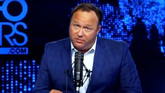Alex Jones Is Already Floating A Conspiracy Theory About The Vegas Mass Shooting Being A Hoax