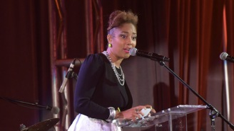 'Insecure' Actress Amanda Seales Sparked A Heated Debate About Black Classism On Twitter