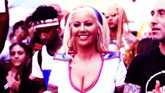 A Conversation With Amber Rose About 'SlutWalk' And Progressive Sexuality