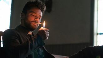Seth Rogen Confirms Some Good News About 'Preacher' Season Three