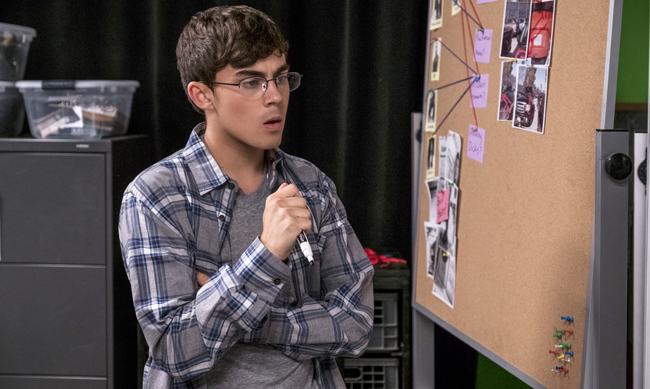 good comedy series - american vandal