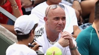 Las Vegas Native Andre Agassi Offers A Message Of Hope And Resiliency In A Powerful New Ad