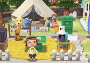 Nintendo Is Out To Replicate 'Pokemon Go' Madness With The Mobile Exclusive 'Animal Crossing: Camping'