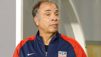 Bruce Arena Has Resigned After The USMNT Failed To Make The World Cup