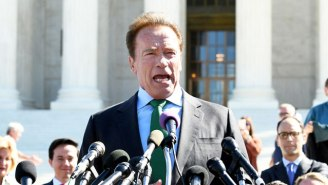Arnold Schwarzenegger Asks The Supreme Court To 'Terminate' The Racially-Biased Practice Of Gerrymandering