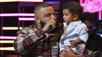 DJ Khaled Is So Excited For Asahd's First Birthday Party He Hired P. Diddy To Plan It
