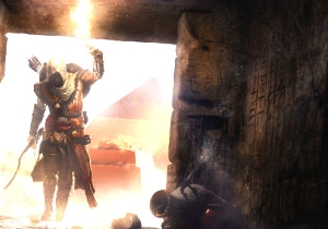 'Assassin's Creed Origins' Offers The Joys Of Digital Tourism