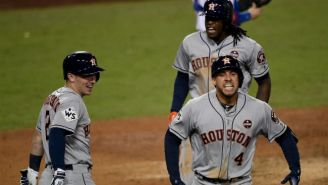 The Astros Survived The Dodgers And Tied The World Series After An Outrageous Game 2