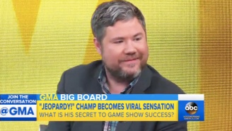 Viral 'Jeopardy' Contestant Austin Rogers Explains His Winning Secrets (Without Even Owning A TV)