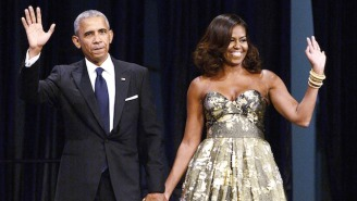 The Obamas Might Be Adapting A Book About The Trump Administration For Netflix