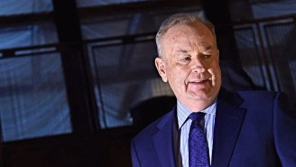 Bill O'Reilly's Literary Talent Agency Won't Represent Him For Any 'Future Deals'