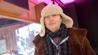 Billy Corgan Says He Once Saw A Person Transform Into 'Something Other Than Human'