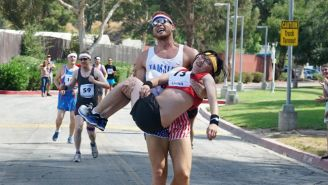 Watch Blake Griffin Take Up Race Walking In The New Season Of 'The 5th Quarter'