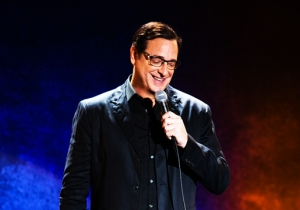 Bob Saget On 'Zero To Sixty,' His New Film 'Benjamin,' And Confronting Comedy's Demons