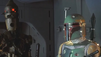 A New 'Star Wars' Book Sheds Light On The Relationship Of Boba Fett And Lord 'No Disintegrations,' Darth Vader