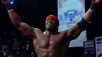 Bobby Lashley Still Wants An MMA Fight Against Brock Lesnar