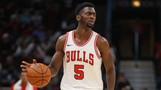 The Bulls Have Suspended Bobby Portis Eight Games For Punching Nikola Mirotic