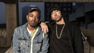 Compton Rapper Boogie Signed To Eminem's Shady Records And Celebrated With A Killer BET Cypher Verse