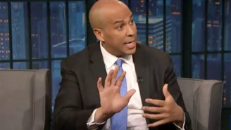 Senator Cory Booker: Both Democrats And Republicans Are 'Very Worried' About Trump