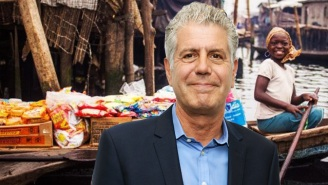 A Visual Tour Of Bourdain's Trip To Lagos On 'Parts Unknown'