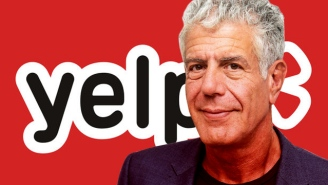 Bourdain Rips Elite Yelpers As 'Bad For Chefs, Bad For Restaurants'
