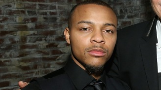 Bow Wow Sent Twitter Into A Tizzy When He Photoshopped Himself Into A Legendary Death Row Records Photo