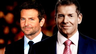 WWE Wants Bradley Cooper To Play Vince McMahon In A Biopic, So Let's Cast Everyone Else