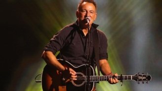 Bruce Springsteen's Historic 'Springsteen On Broadway' Show Is Coming To Netflix This Christmas