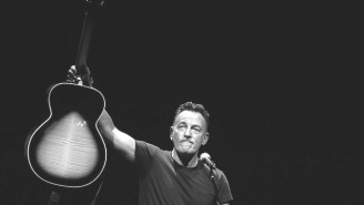 With 'Springsteen On Broadway,' The Boss Tells Another Epic Story About Himself